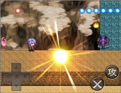 カオスサモンファイト! Game Screen Shot1