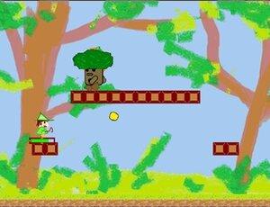 バドの冒険2 Game Screen Shot