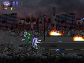 シューティングスターセブン≪デモ2≫ Game Screen Shot2