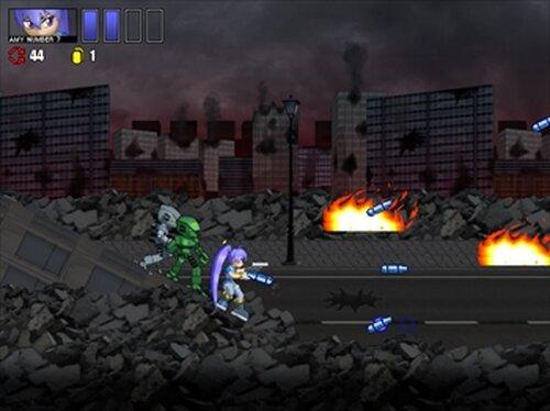 シューティングスターセブン Game Screen Shot2