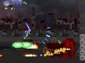 シューティングスターセブン Game Screen Shot3