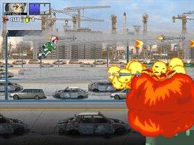 シューティングスターセブン Game Screen Shot4