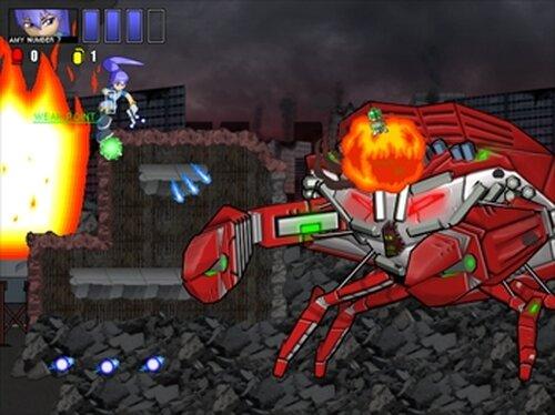 シューティングスターセブン Game Screen Shots