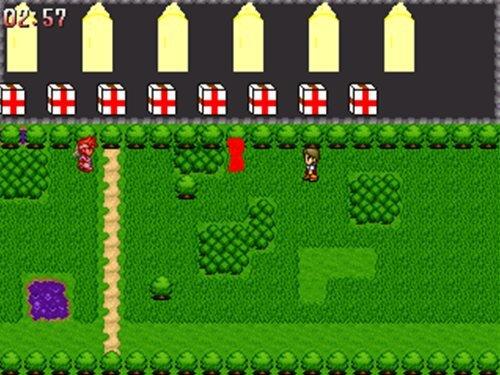 トイレ強奪戦争 Game Screen Shot1