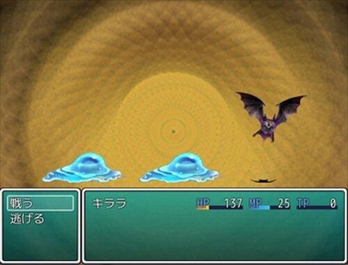 キララと終末の塔 Game Screen Shot4
