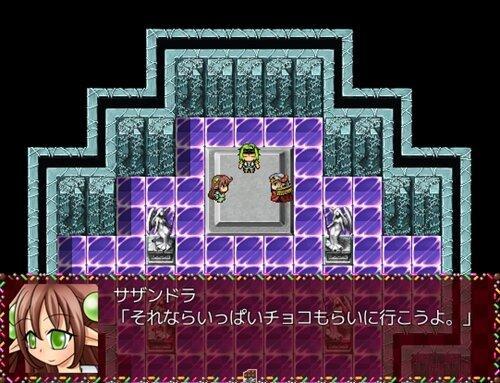 チョコレート強奪戦 Game Screen Shot