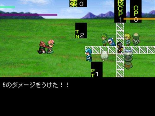 弟と姉貴のRPG作成日記DX Game Screen Shot1