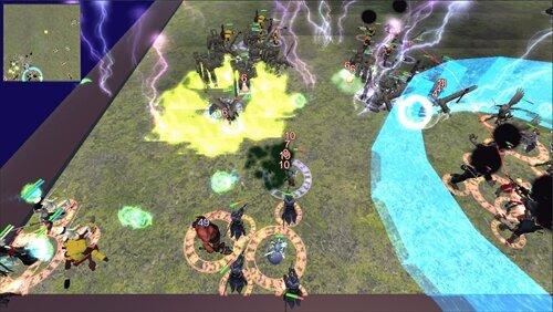 妖精と貴族 Game Screen Shot