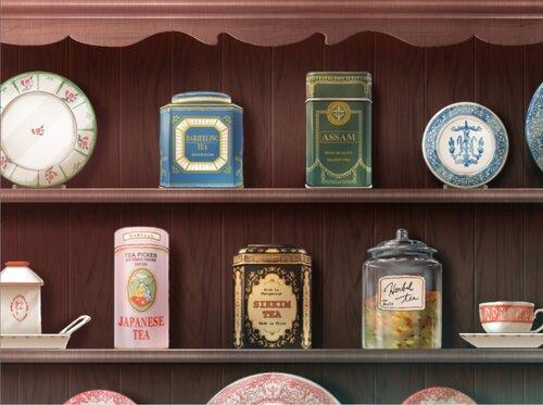 お茶会への招待状 Game Screen Shots