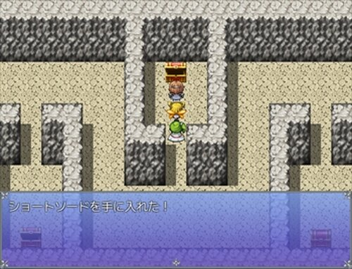 デジデビスト Game Screen Shot3