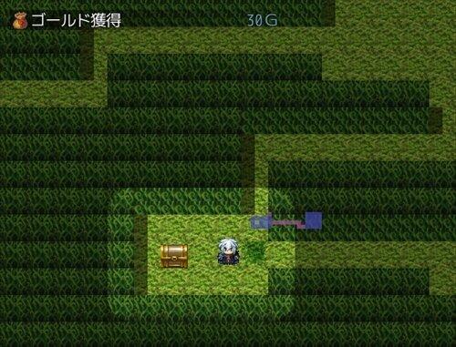 ハクスラダンジョン Game Screen Shot1