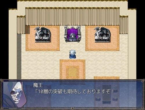 ハクスラダンジョン Game Screen Shot2