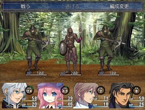 ハクスラダンジョン Game Screen Shots