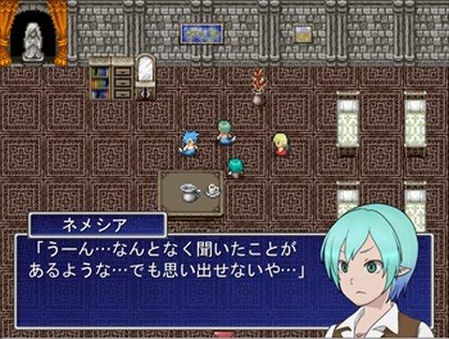 「雫の花 予告編」&「ゼラニュームの里帰り」 Game Screen Shots