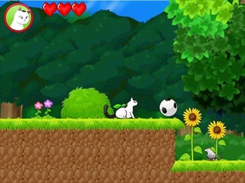 モモのわんぱくアドベンチャー Game Screen Shot2