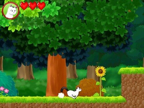 モモのわんぱくアドベンチャー Game Screen Shots