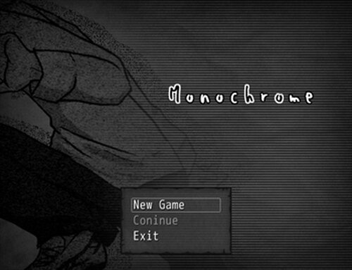 monochrome Game Screen Shots