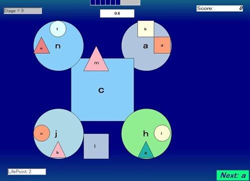 CountCountRevolution Game Screen Shot