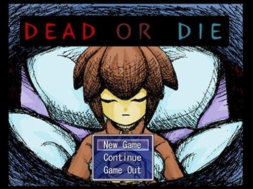 DEAD OR DIE ver1.10 Game Screen Shots