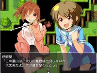 コレクトストーリーのゲーム画面