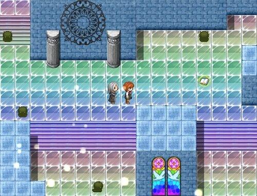 ショコラいろのセレナーデ Game Screen Shot1