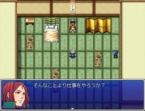 練習で作ってみたRPG【ラスボスは王様】 Game Screen Shot2