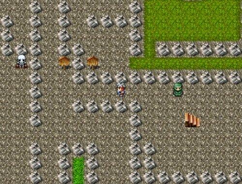 練習で作ってみたRPG【ラスボスは王様】 Game Screen Shot3