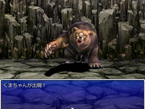 練習で作ってみたRPG【ラスボスは王様】 Game Screen Shot5