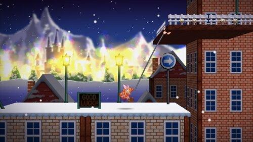 ニュー・スーパーフックガール Game Screen Shot1