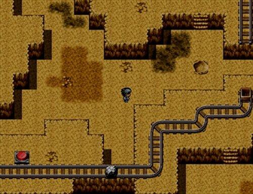 人喰い少女の採掘場 Game Screen Shot3