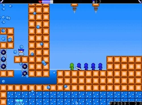 ヤシーユの大冒険2 Game Screen Shots
