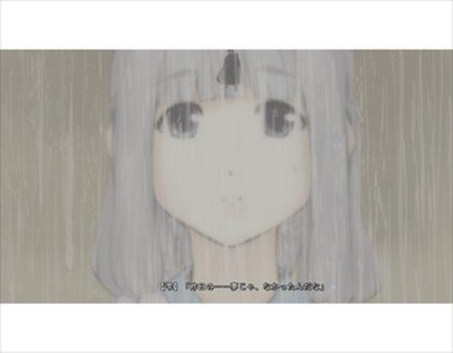 絶望する白銀少女 第二章 Game Screen Shots