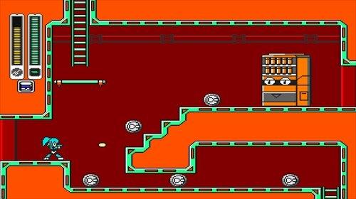 疾風戦記フォースギア Game Screen Shot1