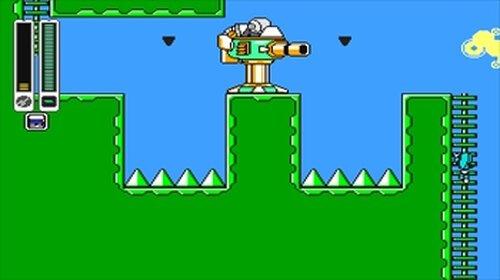 疾風戦記フォースギア Game Screen Shot3