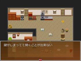 小屋からの逃亡 Game Screen Shot3