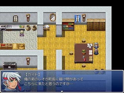 謎の失踪 ~町長の野望~ Game Screen Shot1