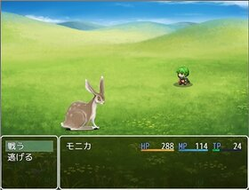 風の森RPG Game Screen Shot3