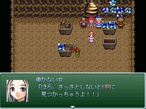 コメディークエスト Game Screen Shot