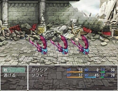 ソードエスカトス Game Screen Shot5