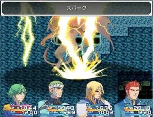 王様 QuestⅡ~リディアの遺跡~ Game Screen Shot