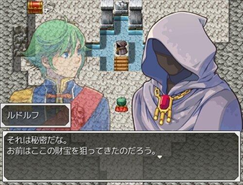 王様 QuestⅡ~リディアの遺跡~ Game Screen Shot4