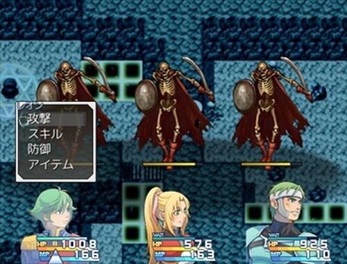 王様 QuestⅡ~リディアの遺跡~ Game Screen Shots