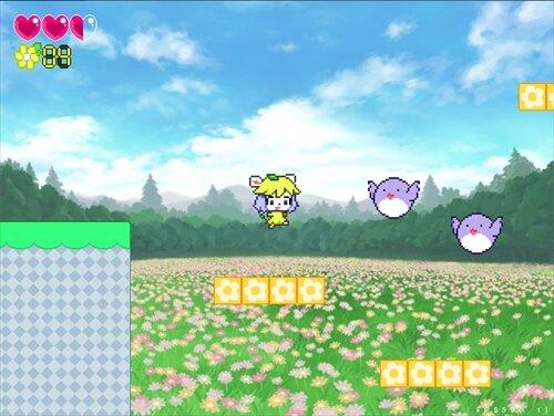 ロルパン先輩 Game Screen Shot1
