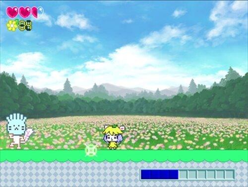 ロルパン先輩 Game Screen Shot4