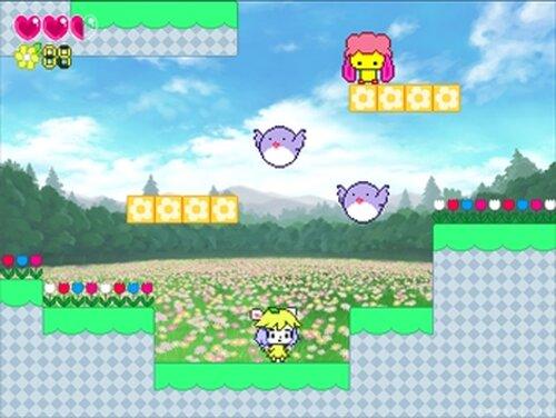 ロルパン先輩 Game Screen Shots