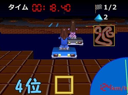 フィギュアカート Game Screen Shot5