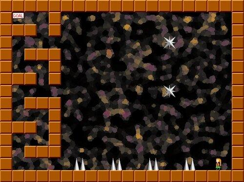 ワナから脱出!! Game Screen Shot1