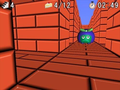 ケーキパクパクゲーム Game Screen Shot5