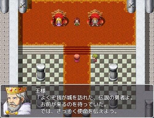 ハロルドの勇者大冒険 Game Screen Shot3
