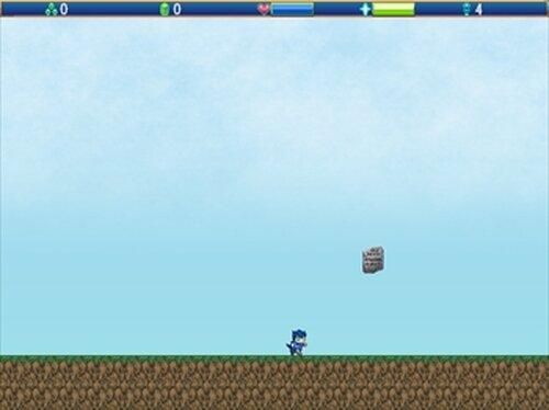 アクションエディター4非公式サンプルゲーム Game Screen Shot3